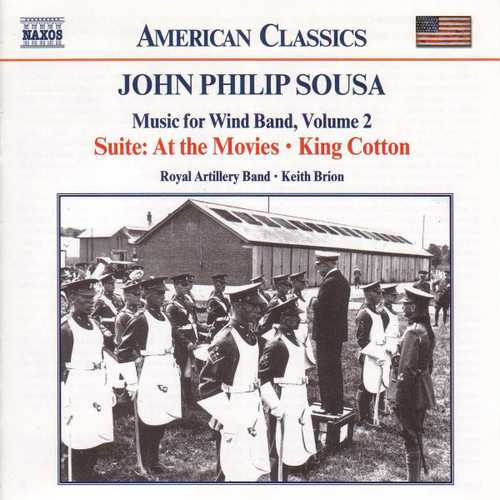 Sousa - Music for Wind Band vol.2 (FLAC)