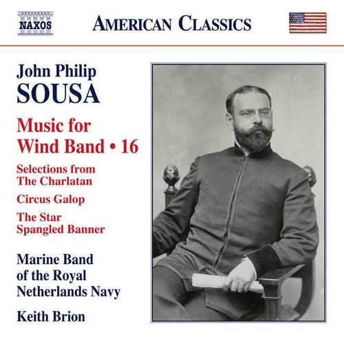 Sousa - Music for Wind Band vol.16 (24/96 FLAC)