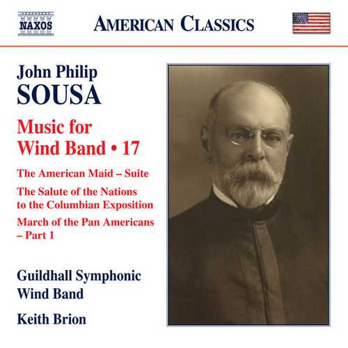 Sousa - Music for Wind Band vol.17 (24/48 FLAC)
