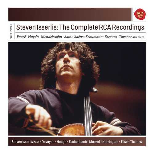 Steven Isserlis - The Complete RCA Recordings (FLAC)