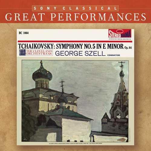 Szell Conducts Tchaikovsky - Symphony no.5 in E minor (FLAC)