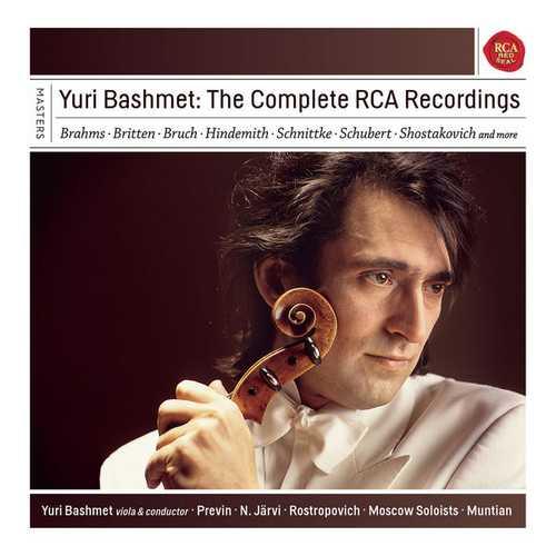 Yuri Bashmet - The Complete RCA Recordings (FLAC)