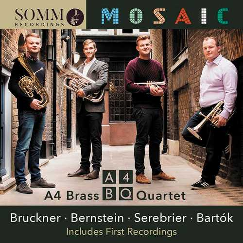 A4 Brass Quartet - Mosaic (24/96 FLAC)