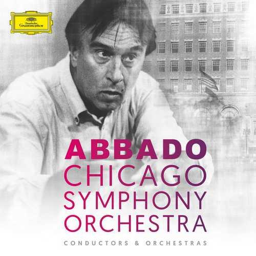 Claudio Abbado & Chicago Symphony Orchestra (FLAC)