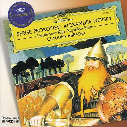Abbado: Prokofiev - Alexander Nevsky, Lieutenant Kijé, Scythian Suite (FLAC)