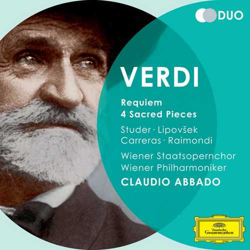 Abbado: Verdi - Requiem, 4 Sacred Pieces (FLAC)