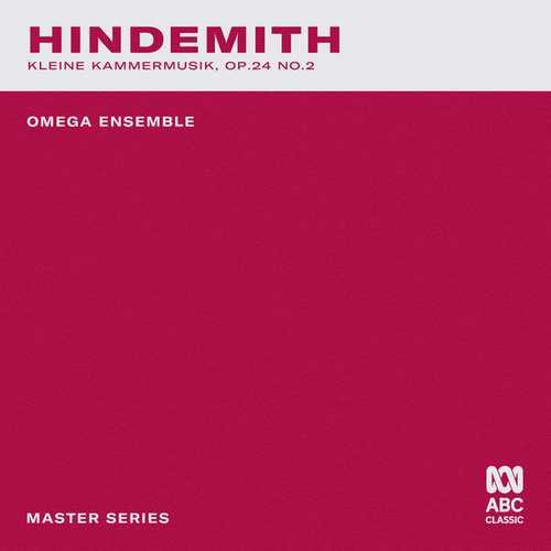 Omega Ensemble: Hindemith - Kleine Kammermusik op.24 no.2 (FLAC)