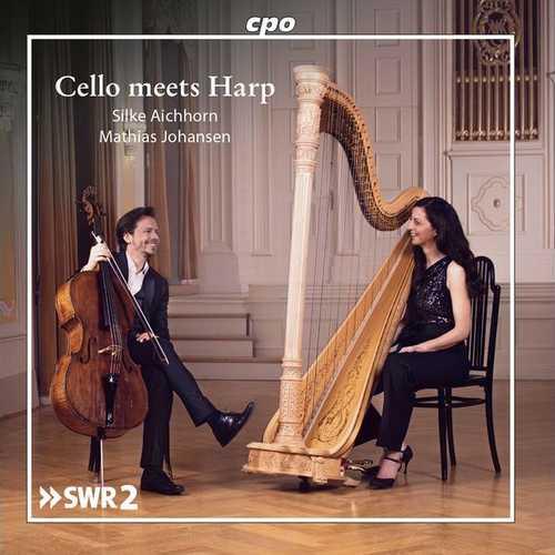 Aichhorn, Johansen: Cello Meets Harp (FLAC)
