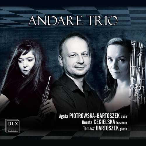 Andare Trio: Head, Hope, Baldwin, Previn - Chamber Works (FLAC)