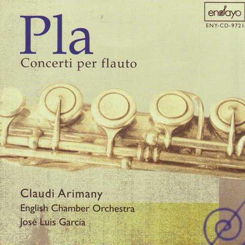 Arimany, Garcia: Pla - Concerti per Flauto (FLAC)