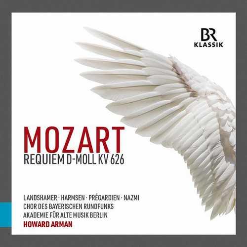 Arman: Mozart - Requiem in D Minor K.626 mit Werkeinführung (24/48 FLAC)