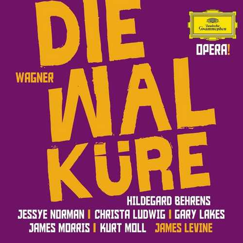 Levine: Wagner - Die Walküre (FLAC)