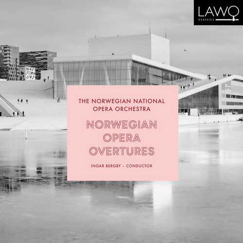 Bergby: Norwegian Opera Overtures (24/192 FLAC)