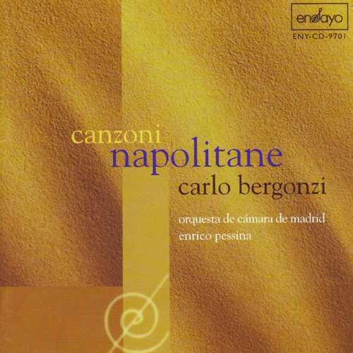 Carlo Bergonzi - Canzoni Napolitaine (FLAC)