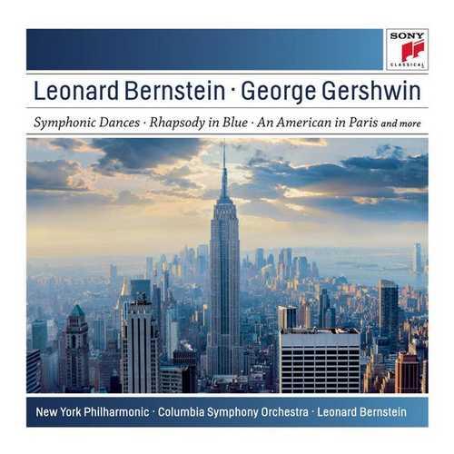 Bernstein: Gershwin - An American in Paris, Rhapsody in Blue, An American in Paris (FLAC)