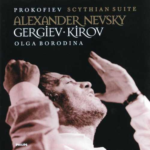 Borodina: Prokofiev - Scythian Suite, Alexander Nevsky (FLAC)