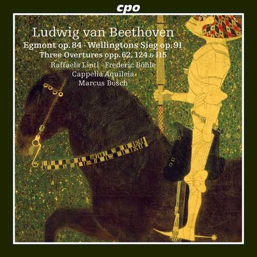 Bosch: Beethoven - Overtues, Wellington's Victory (FLAC)
