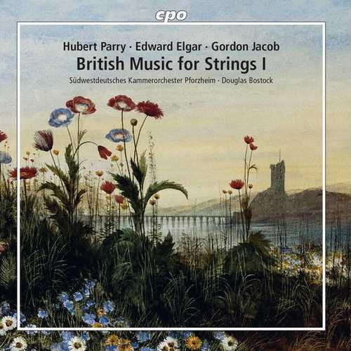 Bostock: British Music for Strings I (FLAC)
