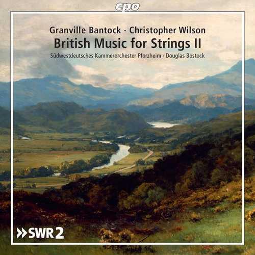 Bostock: British Music for Strings II (FLAC)