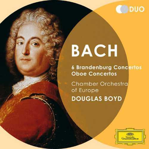 Boyd: Bach - 6 Brandenburg Concertos, Oboe Concertos (FLAC)