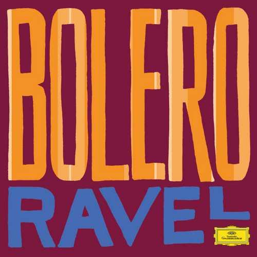 Ozawa: Ravel - Bolero (FLAC)