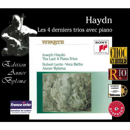 Bylsma: Haydn - The Last 4 Piano Trios (FLAC)