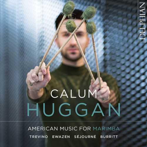 Calum Huggan - American Music for Marimba (24/96 FLAC)