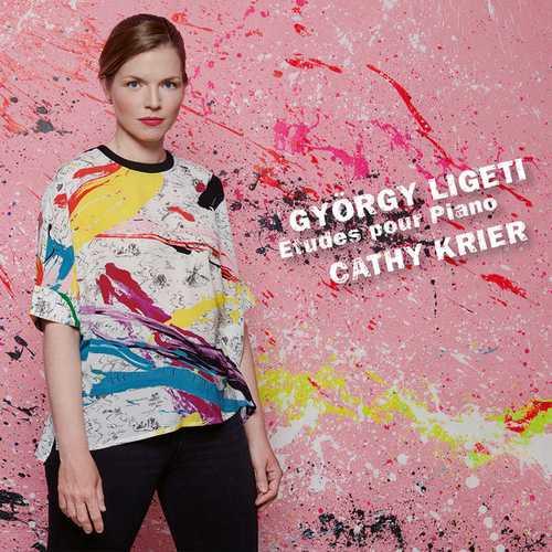 Cathy Krier: Ligeti - Études pour Piano (24/88 FLAC)