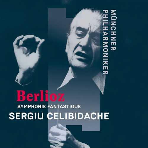 Celibidache: Berlioz - Symphonie Fantastique (24/96 FLAC)