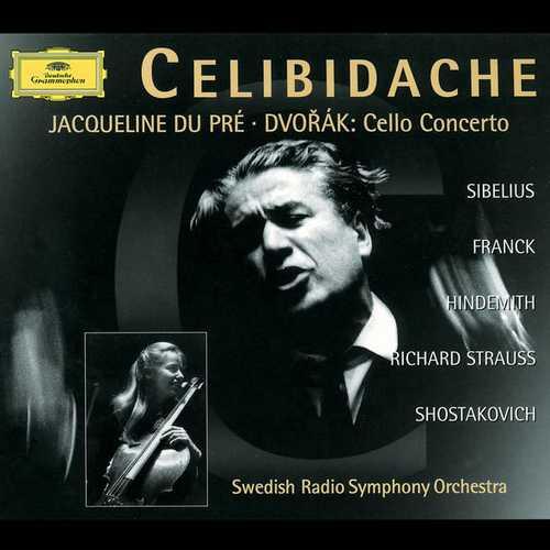 The Celibidache Edition (FLAC)