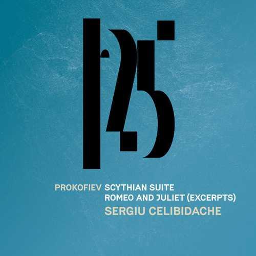 Celibidache: Prokofiev - Scythian Suite, Romeo and Juliet Excerpts (24/96 FLAC)