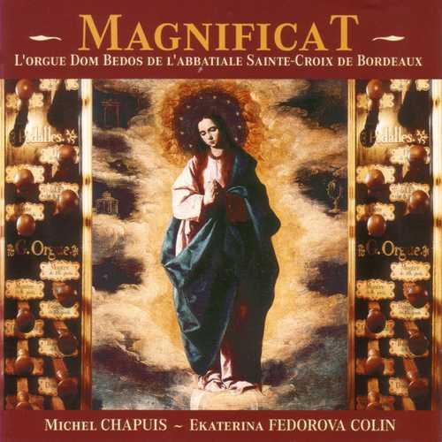 Michel Chapuis, Ekaterina Fedorova Colin: Magnificat (FLAC)