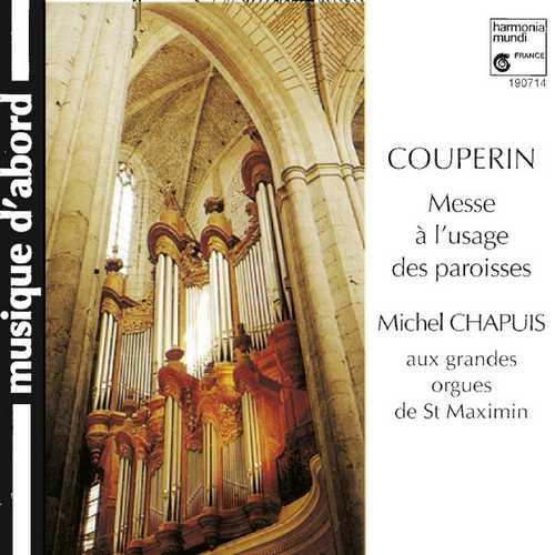 Chapuis: Couperin - Messe à l'usage des Paroisses (FLAC)