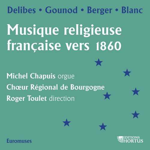 Chapuis, Toulet: Musique Religieuse Française Vers 1860 (24/44 FLAC)