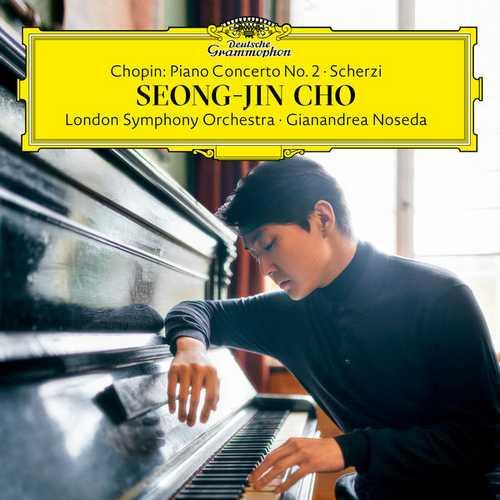 Seong-Jin Cho: Chopin - Piano Concerto no.2, Scherzi (24/96 FLAC)