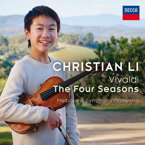 Christian Li: Vivaldi - The Four Seasons (24/96 FLAC)