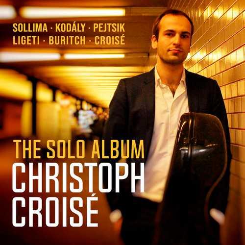 Christoph Croisé - The Solo Album (24/96 FLAC)