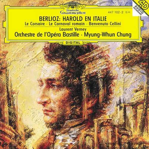 Verney, Chung: Berlioz - Harold en Italie (FLAC)