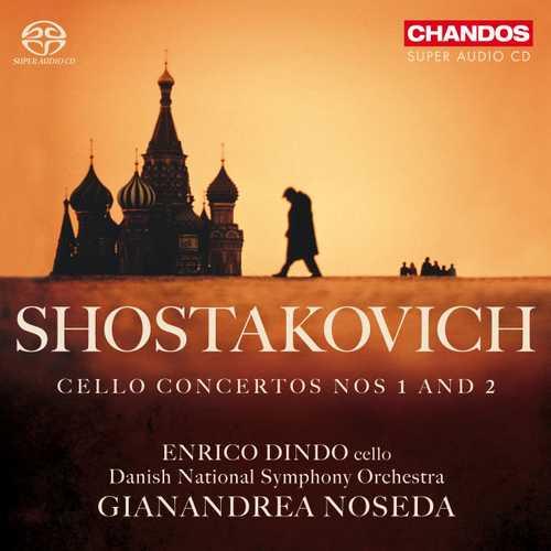 Dindo, Noseda: Shostakovich - Cello Concertos no.1 & 2 (24/96 FLAC)