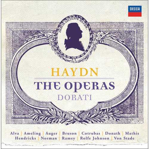 Dorati: Haydn - The Operas (FLAC)