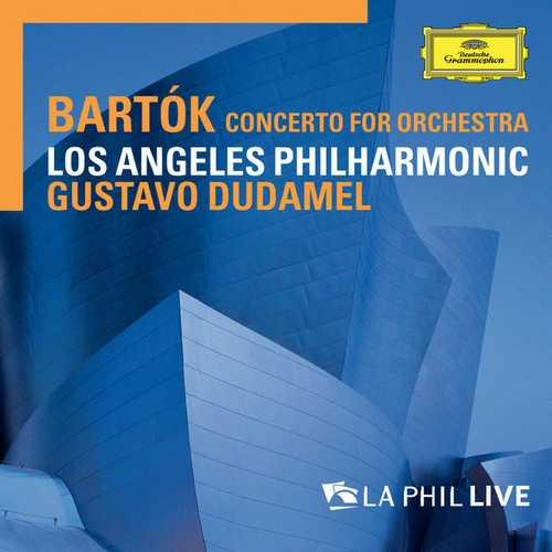 Dudamel: Bartók - Concerto For Orchestra. Live (24/96 FLAC)
