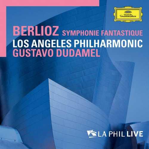 Dudamel: Berlioz - Symphonie Fantastique. Live 2008 (24/96 FLAC)