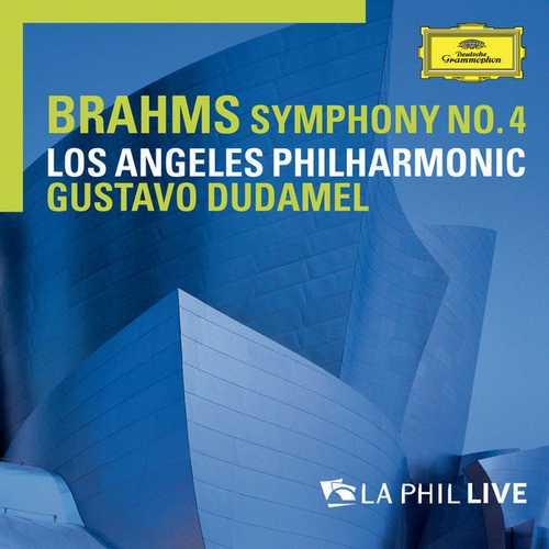 Dudamel: Brahms - Symphony no.4. Live 2011 (24/96 FLAC)