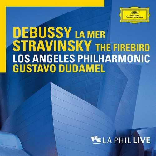 Dudamel: Debussy - La mer, Stravinsky - The Firebird. Live 2013 (24/96 FLAC)