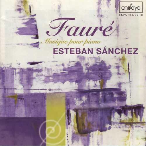 Sánchez: Fauré - Piano Works (FLAC)