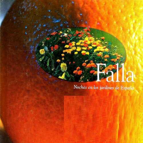 Rafael Orozco: Falla - Noches en los jardines de España (FLAC)