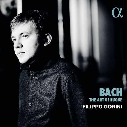 Filippo Gorini: Bach - The Art of Fugue (24/96 FLAC)