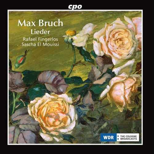 Fingerlos, El Mouissi: Max Bruch - Lieder (FLAC)