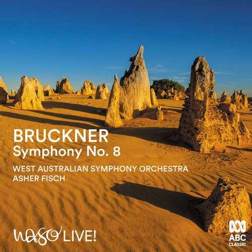 Fisch: Bruckner - Symphony no.8 (FLAC)