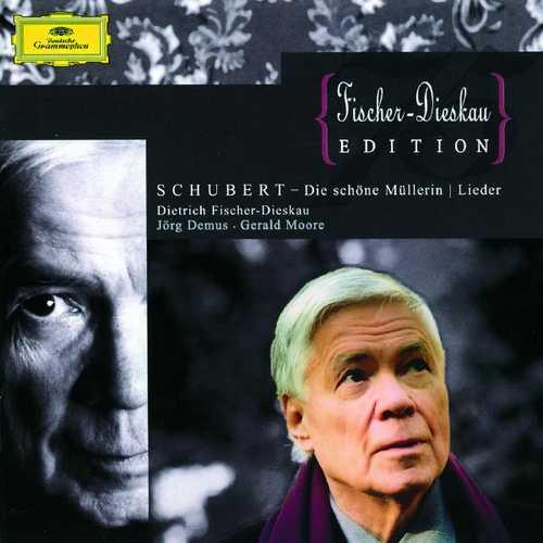 Fischer-Dieskau: Schubert - Die Schöne Müllerin, Lieder (FLAC)